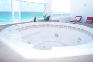 Brisas Penthouses on Perfect Beach, Appartamenti  Cancún - big - 40