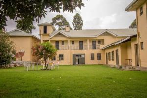 Кисоро - Kisoro Tourist Hotel