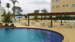 Apartamento Encontro das Águas Thermas, Apartmanok  Caldas Novas - big - 5