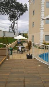 Apartamento Encontro das Águas Thermas, Apartmanok  Caldas Novas - big - 6