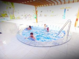 Apartamento Encontro das Águas Thermas, Apartmanok  Caldas Novas - big - 10