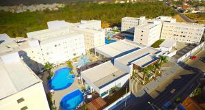 Apartamento Encontro das Águas Thermas, Apartmanok  Caldas Novas - big - 14