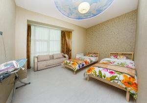Apartments on Zheltoksan 2/1, Apartments  Astana - big - 19