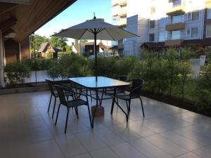 Apartamento Edificio los Colonos, Ferienwohnungen  Puerto Varas - big - 6