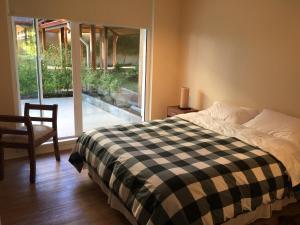Apartamento Edificio los Colonos, Ferienwohnungen  Puerto Varas - big - 5