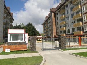 Apartamento Edificio los Colonos, Ferienwohnungen  Puerto Varas - big - 1