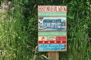 Brynheulwen, Ferienhäuser  Llanilar - big - 23