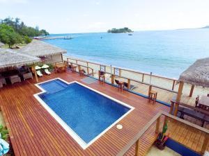 Ein bild von Vanuatu Beachfront Apartments