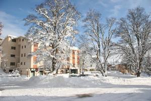 Grand Hotel Europa, Hotel  Rivisondoli - big - 34