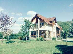 Yellow House, Villas  Dejani - big - 1