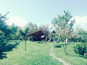 Yellow House, Villas  Dejani - big - 18