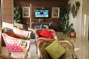 Dorar Darea Hotel Apartments - Al Mughrizat, Апарт-отели  Эр-Рияд - big - 25