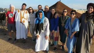 Riad Desert Camel, Hotels  Merzouga - big - 42
