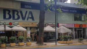 Santiago Downtown Providencia, Апартаменты  Сантьяго - big - 108