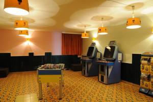 Grand Hotel Europa, Hotel  Rivisondoli - big - 23