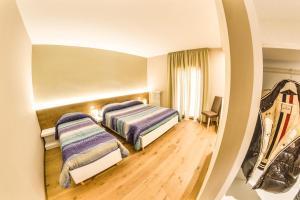 Grand Hotel Europa, Hotely  Rivisondoli - big - 16
