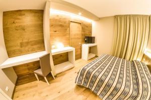 Grand Hotel Europa, Hotely  Rivisondoli - big - 1