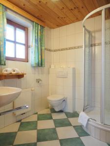Haus Helene im Öko-Feriendorf, Holiday homes  Schlierbach - big - 16