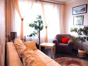 Apartment on Shosseynaya 19