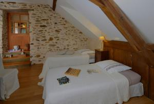 Le Clos du Piheux, Bed and Breakfasts  Thorigné-d'Anjou - big - 8