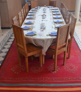 Villa Boujouf, Guest houses  Guelmim - big - 11