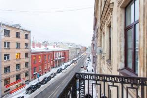 RentalSPb on Millionnaya street
