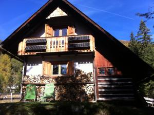 Almhütte Schmölzer - Chalet - Bad Kleinkirchheim