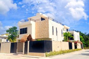 Paradise in Tulum - Villas La Veleta - V1, Holiday homes  Tulum - big - 48