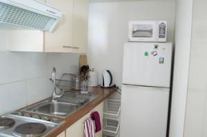 Departamento Viña Centro, Appartamenti  Viña del Mar - big - 7