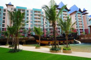 Grande Caribbean Condo, Apartments  Pattaya South - big - 1