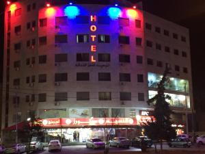 (Al Tawheed Hotel Apartments)