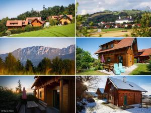 Haus Helene im Öko-Feriendorf, Case vacanze  Schlierbach - big - 8