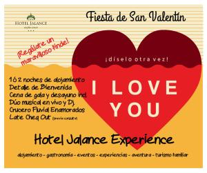 Hotel Jalance Experience