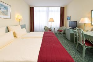 Dvoulůžkový pokoj s manželskou postelí