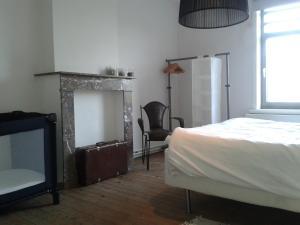 Villa Emma, Prázdninové domy  Ostende - big - 21