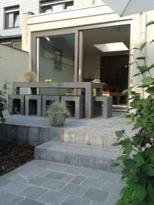 Villa Emma, Prázdninové domy  Ostende - big - 24