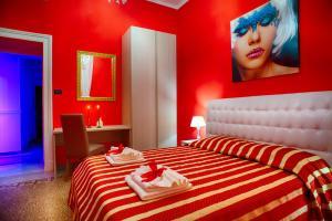 B&B Biondi, Bed and Breakfasts  Řím - big - 9