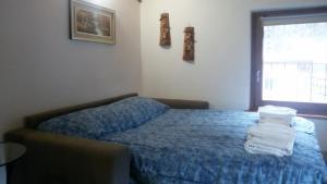 Mansarda Monte Bianco, Апартаменты  Ла-Саль - big - 19