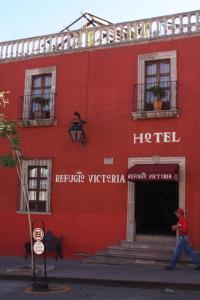 Морелия - Hotel Refugio Victoria