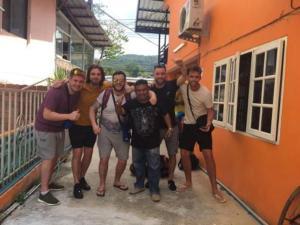 Baan Asree, Дома для отпуска  Ао Нанг Бич - big - 55