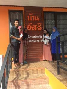 Baan Asree, Дома для отпуска  Ао Нанг Бич - big - 53