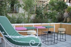 Monk suites by MLT at Ermou, Hotels  Athen - big - 42