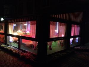 AMBER Hotel & Cafe, Hotely  Bohorodchany - big - 44
