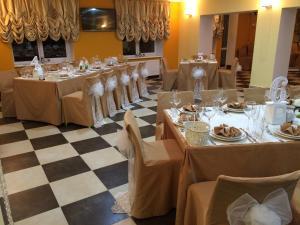 AMBER Hotel & Cafe, Hotely  Bohorodchany - big - 48