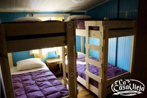 Casa Vieja Hostel & Camping, Penziony  Puerto Varas - big - 8