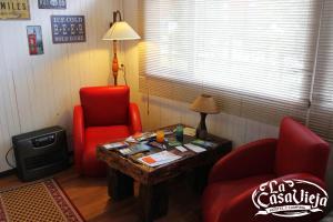 Casa Vieja Hostel & Camping, Penziony  Puerto Varas - big - 9