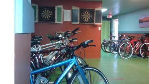 Motel Du Parc Secteur Hull, Motely  Gatineau - big - 24