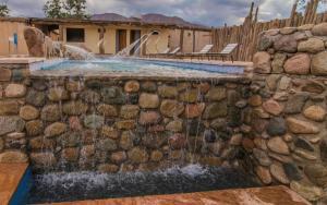 Apacheta Posada Rural, Гостевые дома  Famatina - big - 30