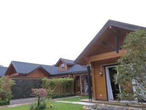 Qiyuanfu Wooden Villa