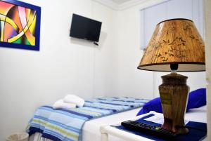 Room in old city, Homestays  Cartagena de Indias - big - 3